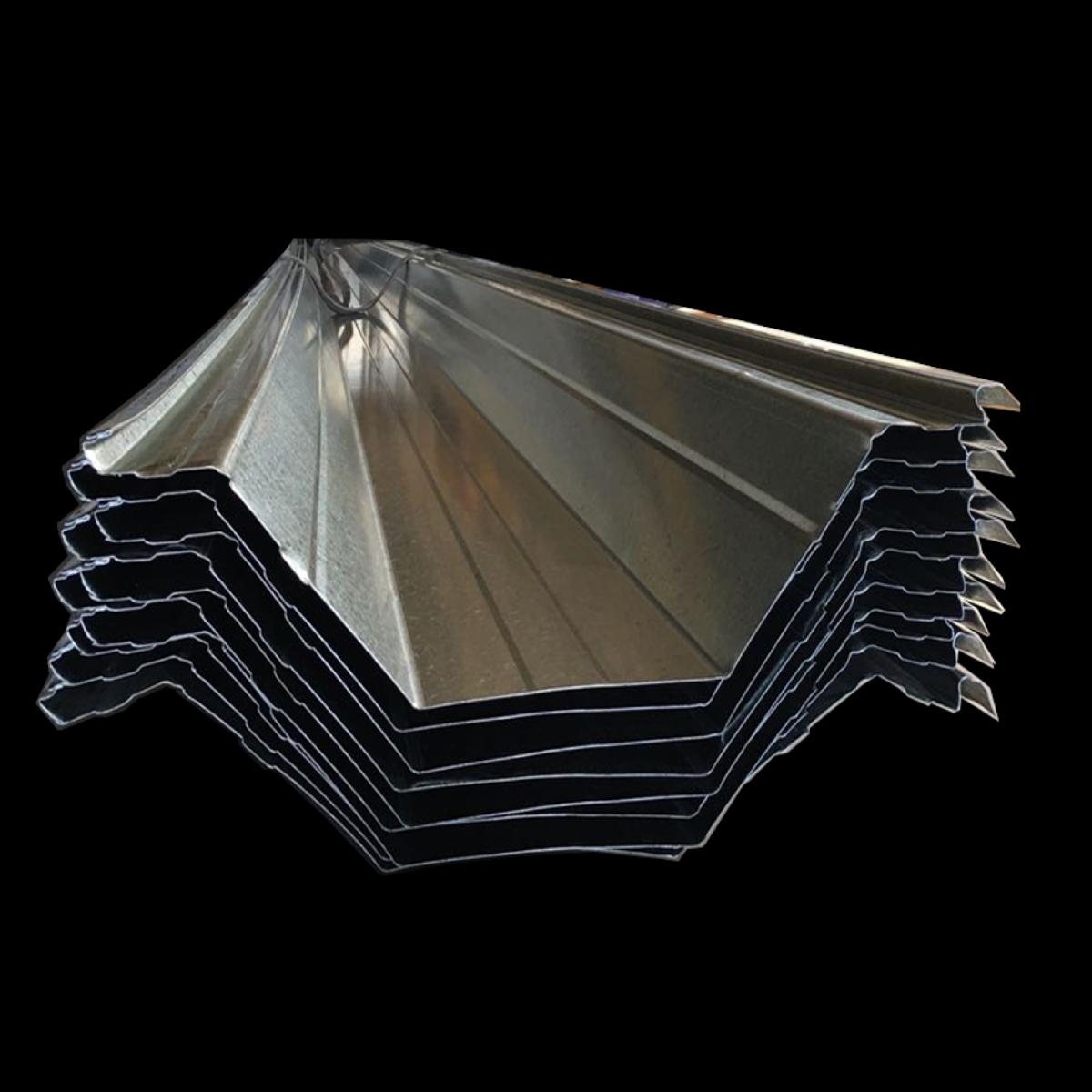 Cubierta Autoportante Recta de chapa de acero Ternium