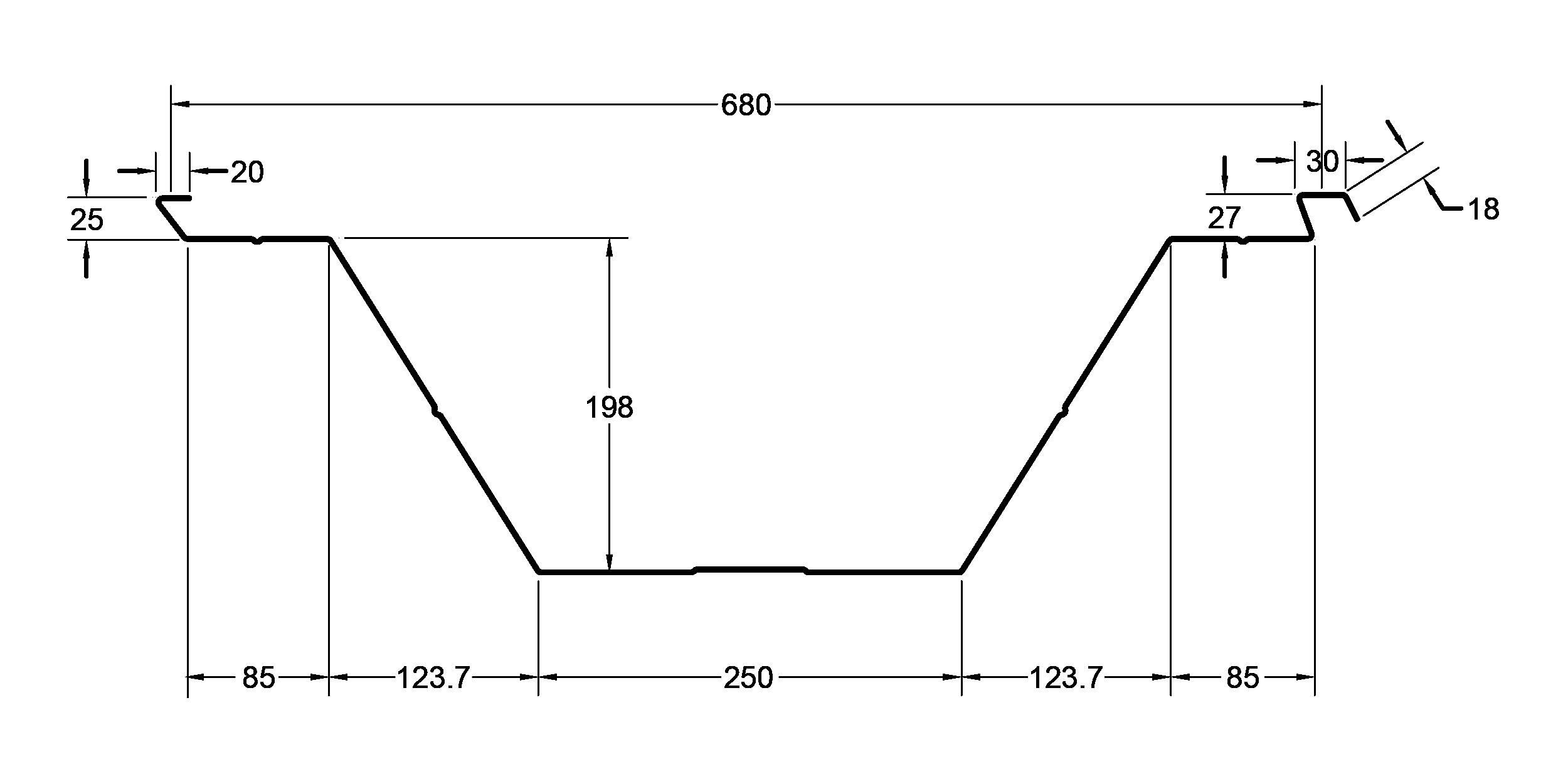 Galpón Autoportante Curvo